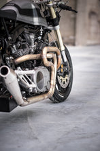 Load image into Gallery viewer, Yamaha XV750, XV920, TR1 Design exhaust  (ex. VAT) - MAD Exhausts