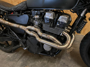 Honda CB750 Exhaust 'The sidewinder'  (ex. VAT) - MAD Exhausts
