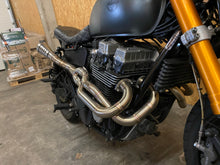 Load image into Gallery viewer, Honda CB750 Exhaust 'The sidewinder'  (ex. VAT) - MAD Exhausts