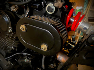 Airfilter kit for the Yamaha virago series - MAD Exhausts