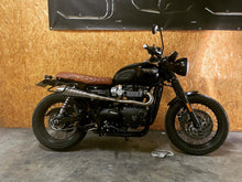 Load image into Gallery viewer, Triumph Bonneville Exhaust - High Twins  (ex. VAT) - MAD Exhausts