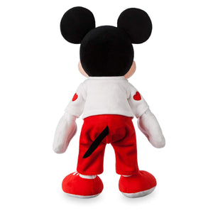 Disney Store Mickey Mouse Valentines Day Plush Toy Exclusive 2019 Limited New
