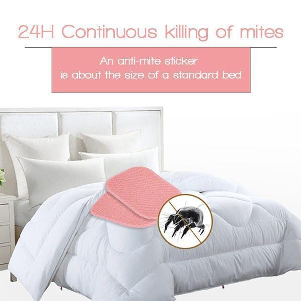 Dust Mite Killing Pad