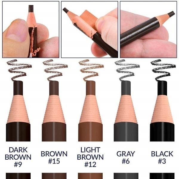Eyebrow Pencil(2PCS)