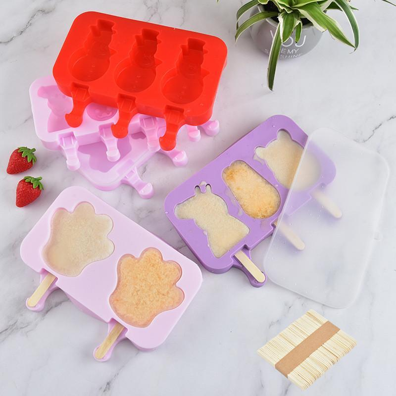 DIY Popsicle Ice Cream Box