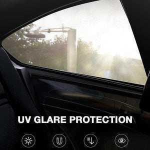 Universal Car Window Sun Shade Curtain