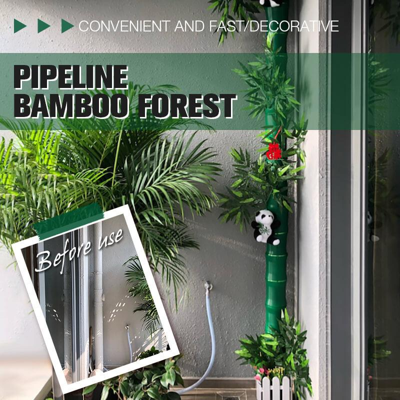 Pipeline Bamboo Forest (5PCS)