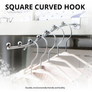 Square Curved Hook