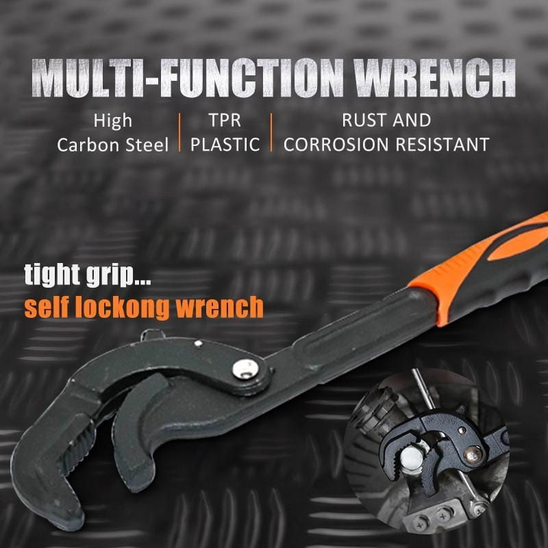 Multi-function wrench