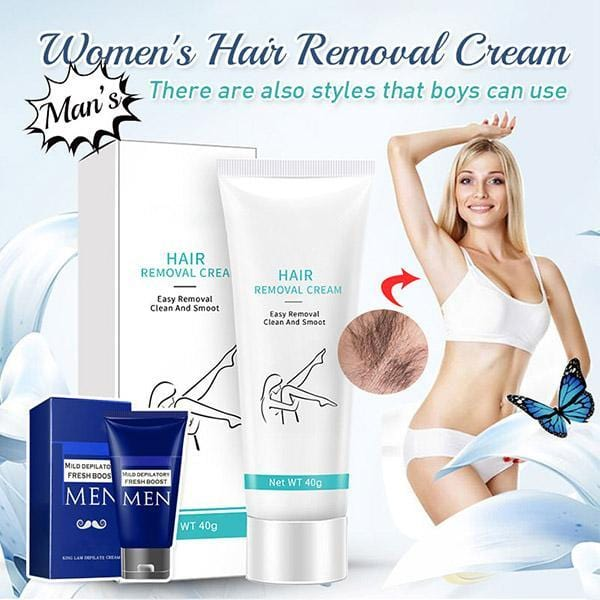 Hair Removal Cream Woowlish