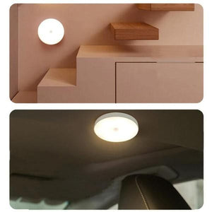 Magnetic Motion Sensor Night Light