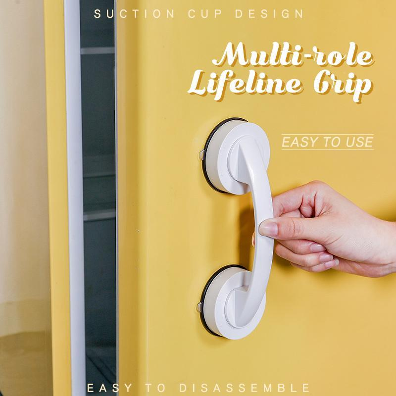 Suction Cup Door Handle Grip