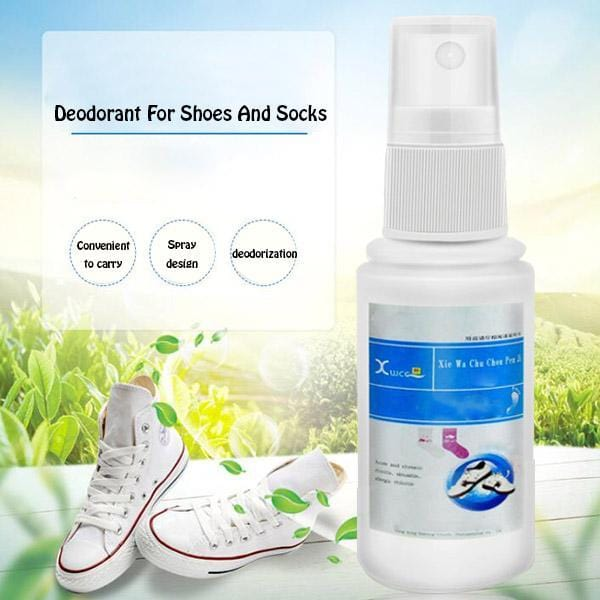 Deodorant For Shoes And Socks