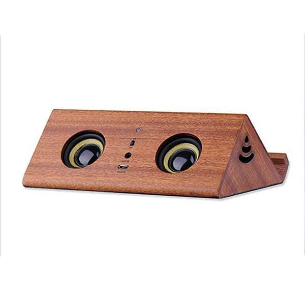 Intelligent wood induction sound