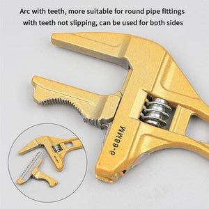 Multi-Function Plumber Wrench Repair Tool