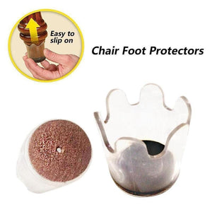 Chair Foot Protectors(8 PCS)