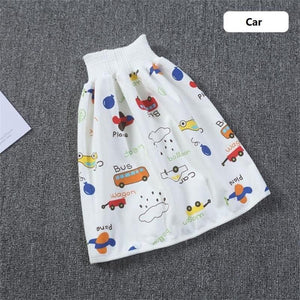 Comfy Children's Diaper Skirt Shorts