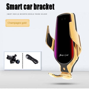 Magic Clip Automatic Induction Mobile Phone Holder