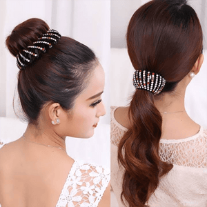 Bird's Nest Hair Clips