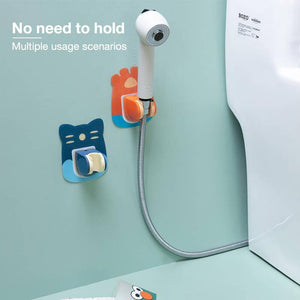 Punch-free Fixed Shower Nozzle