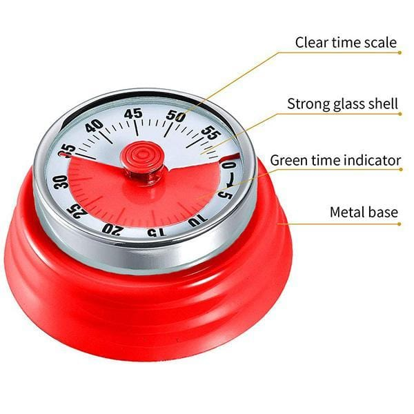 Magnetic Mechanical Timer