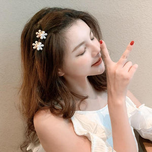 Flower Hair Clip(5 PCS)