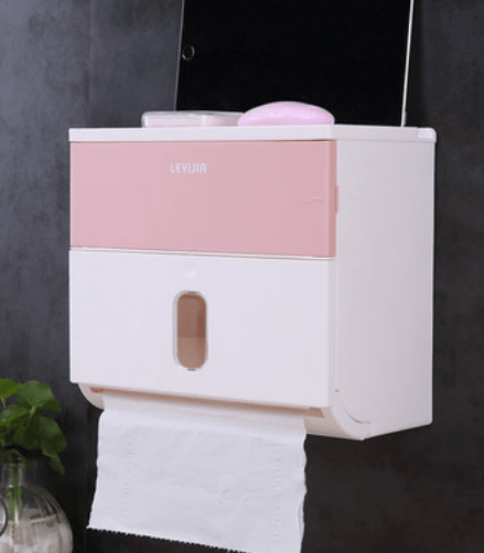 Multi-functional Double-Layer Paper Box