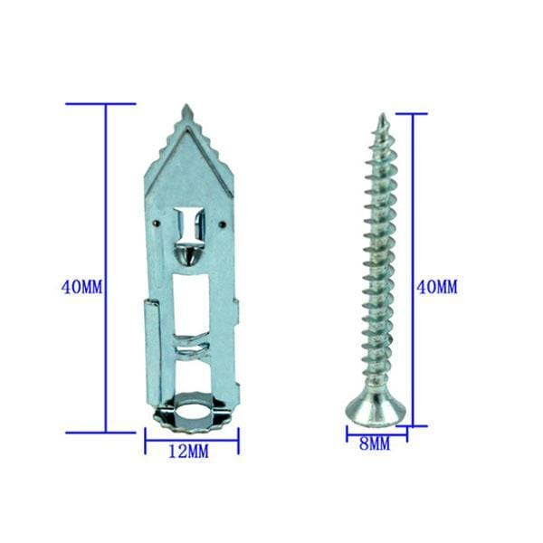 Expansion Screws 18pcs