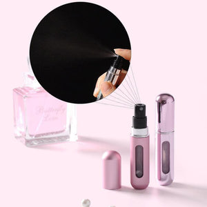Portable Mini Refillable Perfume Atomizer