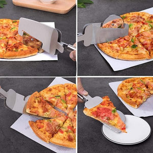 Professional All-in-1 Pizza Cutter Wheel