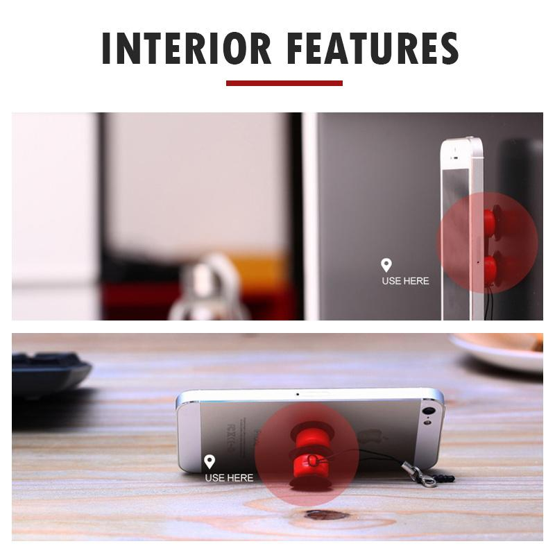 Multi-purpose Phone Sucker Holder(2Pcs)