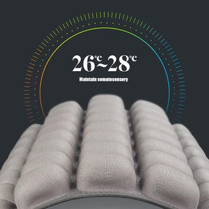 3D Water Cooled Seat Cushion Air Inflatable Chair Pad