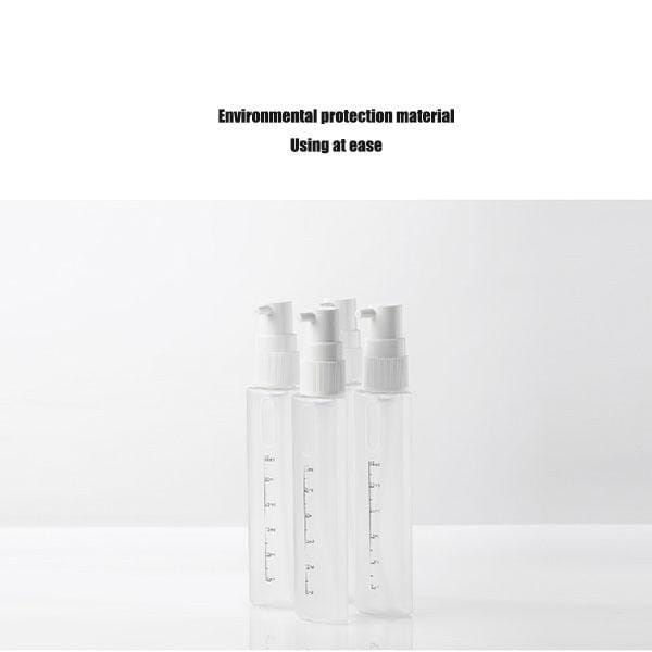 Small Travel 4 in 1 Bottles Set