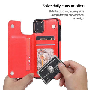 Mintiml Cards-in-Phone Pocket Case