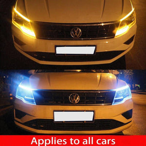 2PCS LED Running Lights