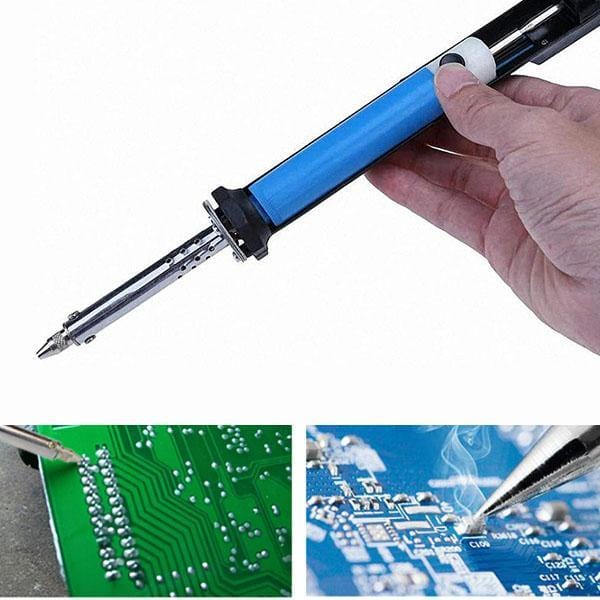 Handheld Electric Desoldering Pump