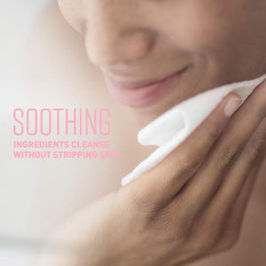 Sensitive Facial Skin Cleansing Cloths