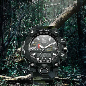 Cool Luminous Waterproof Anti-Smashing Watch