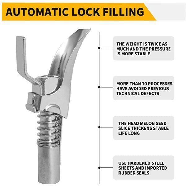 Caliper Lock Type Oil Nipple