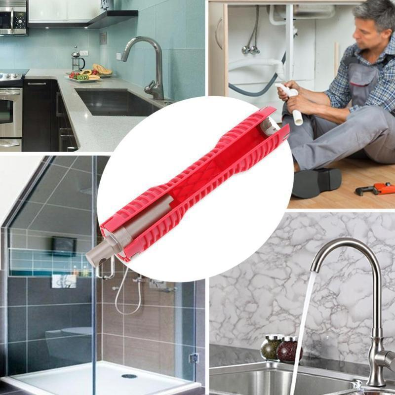 Faucet and Sink Installer Wrench