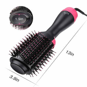 3 IN 1 ONE-STEP HAIR DRYER VOLUMIZER HOT HAIR BRUSH