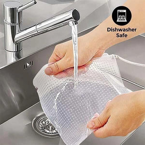 Fresh-Keeping Reusable Stretch Wrap Set