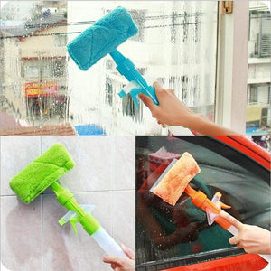 Glass Cleaning Brush