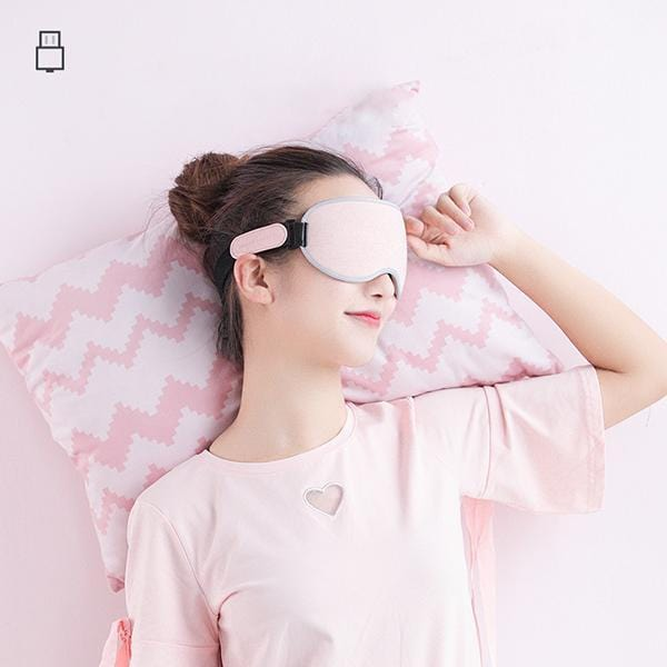 Eye Mask, USB Heated Eye Mask Warmer