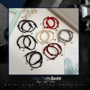 Attract Couples Bracelets-Buy 1 Get 1 Free