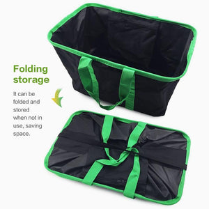 Heavy Duty Collapsible Tote Bag