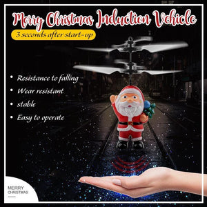 Merry Christmas Induction Vehicle