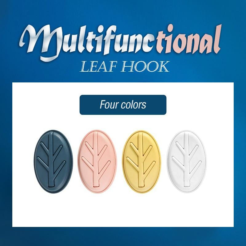 Multifunctional Leaf Hook(2PCS)
