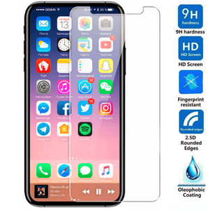 2.5D Tempered Glass for iphone 8/8 Plus/X