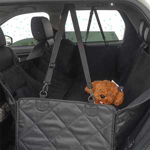 A Pet Cushion On A Car